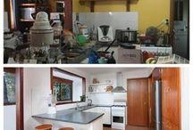 // B E F O R E  +  A F T E R // / Property Styling and Preparations