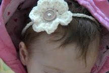 crochet headbands / by Tammy Phillips