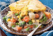 Meatless Meals / by Bernadette Parent