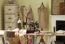 HOUSE | Sewing Room