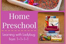 Homeschool / by Jessica Lee Photography
