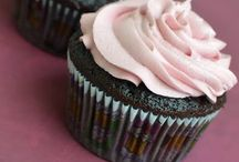 {{.cupcakes.}} / by Crystal Free