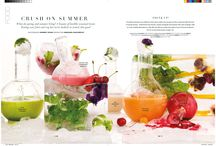 Crush on Summer / Eating you fruit and veg, has never looked, or tasted, this good