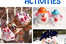 Winter Fun! / Take a look at all the great ideas/activities for winter!!