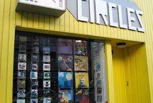 record shops