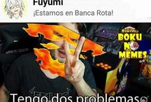 Memes BNHA