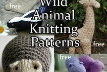 Wild animal patterns