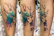 . Tattoos .