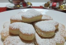 Biscotti alla ricotta /yogurt/philadelphia