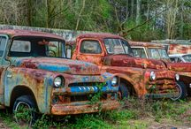 Old, Rusty, Shatered