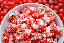 Recipe - Popcorn / My daughter loves popcorn.  It is her favorite snack.  This board is for her!