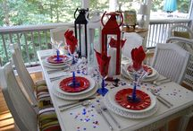 Patriotic Holiday Decor