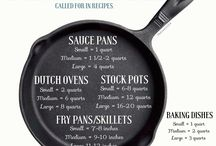 Kitchen Tips & Cooking Charts / Cooking & Household Tips to make life easier...from our Ranch & other noteworthy pinners from Pinterest.