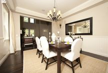 Dining Room and Formal Living Room