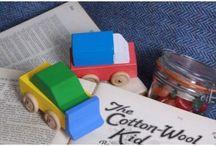 Kids crafts / Ideas for crafty kids!