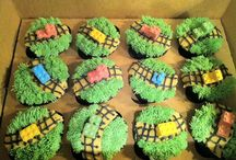 Cupcakes / All the little cakes...