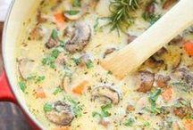 LCHF - Soups & Stews