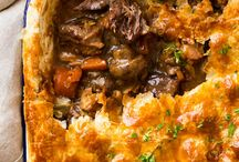 beef and muschroompie