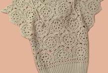 Crochet women's clothes / by Teresa Evans Doyle