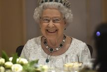 Queen and I ....what will she wear to her 90th bash .So lucky for the invite .. / 90th bash at Windsor 2016 July