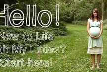 Weby o dětech, kam chodit pravidelně / Nej weby/blogy kde sbírat nápady a inspiraci pro život s dětmi