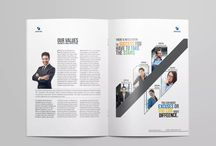 magazine&brochure