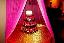 9.24.11 Yallah! Morrocan Theme Bridal Shower / 9.24.11 Bridal Shower - Private Residence #morrocanwedding #bridalshower