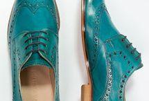 Artesanias y complementos NVG / Coleccion de zapatos de mujer en piel