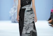 Evening gown, selskapskjoler