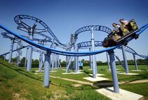 Thrill Rides at Paultons Park / Pictures from all the thrilling rides at Paultons Family Theme Park.