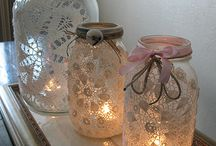 Jars / Fun deco