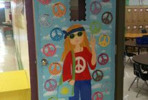 Hippie classroom / by Sue Dukart