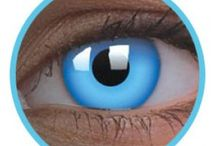Lentile de contact colorate Glow / www.lensa.ro - Lentile de contact colorate gama Glow. Culori disponibile: albastre, verzi, caprui, gri, albe, galbene, roz, rosii, portocalii.