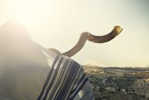 Rosh HaShanah: Blow the Trumpet (Shofar) in Zion / Rosh Hashanah, Head of the Year is a central observance of this holy day is the sounding of the shofar, which heralds God as King of the Universe and will one day herald the second coming of our Lord, King Yeshua.