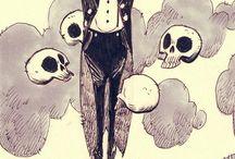 Skulls!