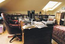 Writer workspace