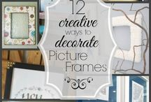Picture Frame{}[]Ideas / by Lisa Gane