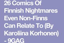 Finland gags