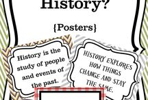 History in the classroom