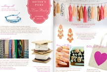 Wedding Style Boards  / different ideas to help you plan your wedding
