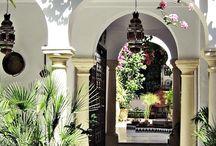 patios entrances