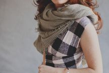 Scarves / by Good Tiger Yoga