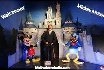 Motivational Story of Mickey Mouse Creator Walt Disney