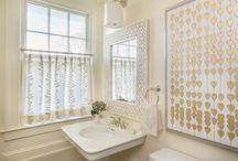 bathroom / by Sofie Prideaux