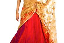 Designer Wear Red Lehenga With Golden Border / Special Price: ₹3,140.00 Order on Call: +91-8447445174  Order on Whatsapp: +91-8447445174 Product Code: SKU: BG-LLH-5261  Click this link to visit our website: http://www.zakasi.com/designer-wear-red-lehenga-with-golden-border.html