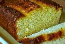 pão de inhame de liquidificador sem glúten.