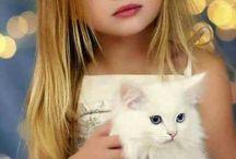 crianças bonitas