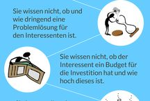 Infografiken & Denkzettel