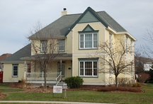 Siding Projects / Examples of some of our recent siding projects around SE Wisconsin.