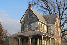 Rumah tua™Old farm house